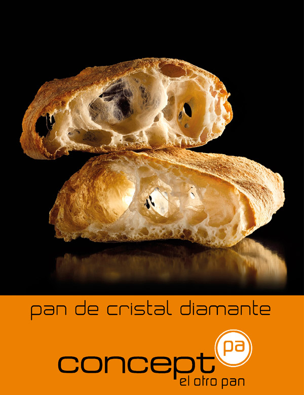 Pan de Cristal Diamante